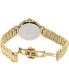 Bulova Women's Classic 97L139 Gold Stainless-Steel Quartz Watch - Back Image Swatch