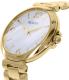 Bulova Women's Classic 97L139 Gold Stainless-Steel Quartz Watch - Side Image Swatch