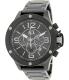 Armani Exchange Men's AX1503 Black Stainless-Steel Quartz Watch - Main Image Swatch