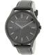 Armani Exchange Men's AX2148 Black Leather Quartz Watch - Main Image Swatch