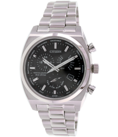 Citizen Men's Eco-Drive BL8130-59E Silver Stainless-Steel Eco-Drive Watch