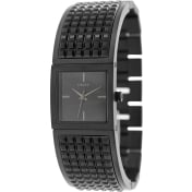 Dkny Women's Bryant NY2233 Black Stainless-Steel Quartz Watch