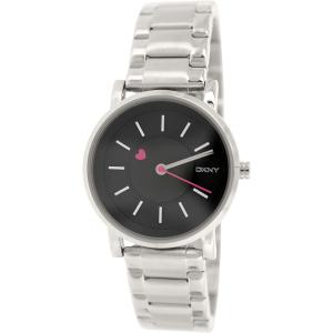 Dkny Women's Soho NY2268 Silver Stainless-Steel Quartz Watch