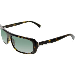 Prada Women's  PR03OS-2AU301-59 Tortoiseshell Rectangle Sunglasses