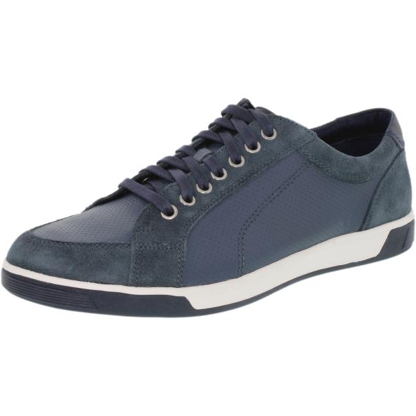 cole haan men 39 s vartan ankle high leather fashion sneaker. Black Bedroom Furniture Sets. Home Design Ideas