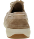 Kenneth Cole Men's Met-Ro Station Ankle-High Leather Athletic Boating Shoe - Back Image Swatch