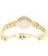 Bulova Women's Classic 97L142 Gold Stainless-Steel Quartz Watch - Back Image Swatch