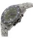 Bulova Men's Marine Star 98B206 Gunmetal Stainless-Steel Quartz Watch - Side Image Swatch