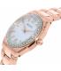 Bulova Women's Diamond 98R205 Rose Gold Stainless-Steel Quartz Watch - Side Image Swatch
