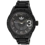 Adidas Men's Newburgh ADH2963 Black Rubber Quartz Watch