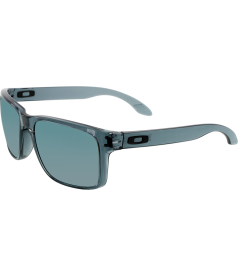 Oakley Men's Holbrook OO9102-46 Grey Square Sunglasses