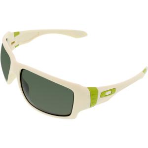 Oakley Men's Big Taco OO9173-07 Yellow Rectangle Sunglasses