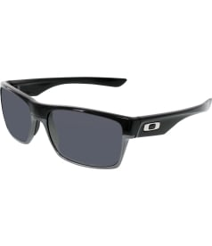 Oakley Men's Twoface OO9189-02 Black Square Sunglasses