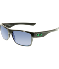 Oakley Men's Twoface OO9189-04 Black Square Sunglasses