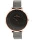 Skagen Women's Ditte SKW2277 Charcoal Grey Stainless-Steel Quartz Watch - Main Image Swatch