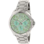 Fossil Women's AM4602 Silver Stainless-Steel Quartz Watch