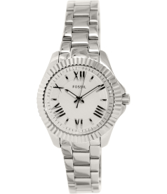 Fossil Women's Cecile AM4608 Silver Stainless-Steel Quartz Watch
