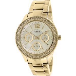 Fossil Women's Stella ES3589 Gold Stainless-Steel Quartz Watch