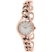 Dkny Women's Chambers NY2214 Rose Gold Stainless-Steel Quartz Watch
