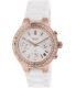 Dkny Women's Chambers NY2225 White Ceramic Quartz Watch - Main Image Swatch