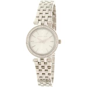Michael Kors Women's Darci MK3294 Silver Stainless-Steel Quartz Watch