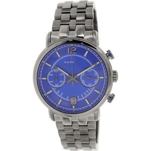 Marc by Marc Jacobs Women's Fergus MBM5064 Silver Stainless-Steel Quartz Watch