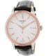 Tissot Men's Classic T912.410.46.011.00 Black Leather Swiss Quartz Watch - Main Image Swatch