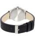 Victorinox Swiss Army Women's Alliance 241542 Black Leather Swiss Quartz Watch - Back Image Swatch