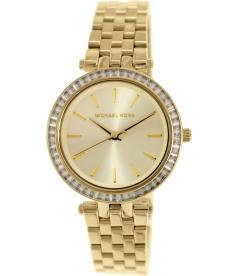 Michael Kors Women's MK3365 Gold Stainless-Steel Quartz Watch