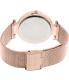 Michael Kors Women's Darci MK3369 Rose-Gold Stainless-Steel Quartz Watch - Back Image Swatch