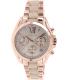 Michael Kors Women's Bradshaw MK6066 Rose-Gold Stainless-Steel Quartz Watch - Main Image Swatch