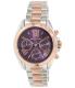 Michael Kors Women's Bradshaw MK6074 Silver Stainless-Steel Quartz Watch - Main Image Swatch