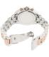 Michael Kors Women's Bradshaw MK6074 Silver Stainless-Steel Quartz Watch - Back Image Swatch