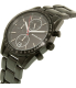 Michael Kors Men's Accelerator MK8386 Black Stainless-Steel Quartz Watch - Side Image Swatch