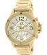 Armani Exchange Men's AX1504 Gold Stainless-Steel Quartz Watch - Main Image Swatch