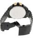 Diesel Men's DZ4338 Black Stainless-Steel Quartz Watch - Back Image Swatch