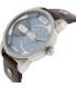 Diesel Men's Mini Daddy DZ7321 Brown Leather Quartz Watch - Side Image Swatch