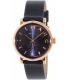 Marc by Marc Jacobs Women's Baker MBM1329 Royal Blue Leather Swiss Quartz Watch - Main Image Swatch