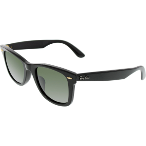 Ray-Ban Men's  RB2140F-901-52 Black Wayfarer Sunglasses