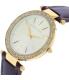 Michael Kors Women's Darcy MK2363 Brown Leather Quartz Watch - Side Image Swatch