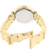 Michael Kors Women's Parker MK6056 Gold Stainless-Steel Quartz Watch - Back Image Swatch