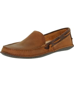 Ugg Men's Brysen Ankle-High Leather Flat Shoe