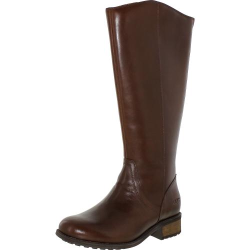 32e1e31d5aa UPC 887278936756 - UGG Seldon (Dark Chestnut Leather) Women's Boots ...