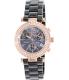 Precimax Women's Lily Elite Crystal PX13377 Black Ceramic Quartz Watch - Main Image Swatch