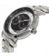 Kenneth Cole Men's New York KC9375 Silver Stainless-Steel Quartz Watch - Side Image Swatch