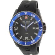 Swiss Military Hanowa Men's 06-4200-27-007-03 Black Silicone Swiss Quartz Watch
