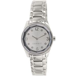 Esprit Women's ES106552005 Silver Stainless-Steel Analog Quartz Watch