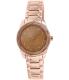Esprit Women's ES106552006 Rose Gold Stainless-Steel Analog Quartz Watch - Main Image Swatch