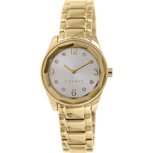 Esprit Women's ES106552007 Gold Stainless-Steel Analog Quartz Watch