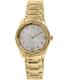 Esprit Women's ES106552007 Gold Stainless-Steel Analog Quartz Watch - Main Image Swatch